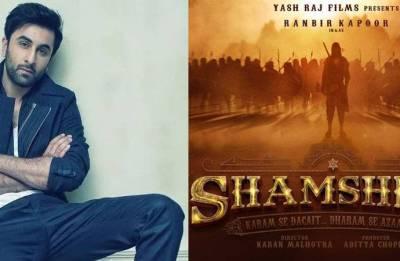 Ranbir Kapoor on a roll as 'Shamshera' is set to go on the floors soon