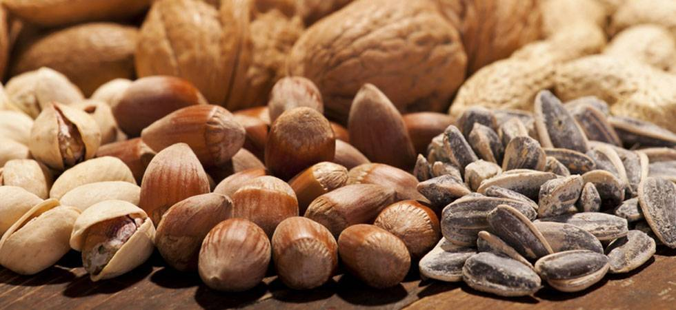 Eating nuts may improve sperm count, quality: Study (File photo)