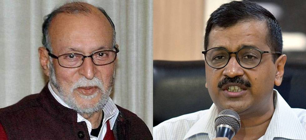 Kejriwal to meet LG tomorrow, warns officials against defying government orders (File photo)