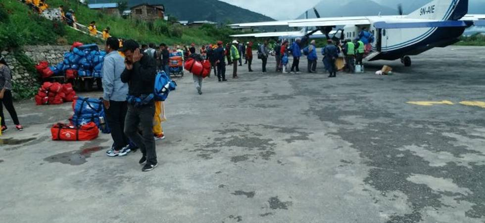 Kailash Mansarovar Yatra: 143 pilgrims rescued from Simikot, MEA issues fresh advisory (Photo: Twitter/MEA)