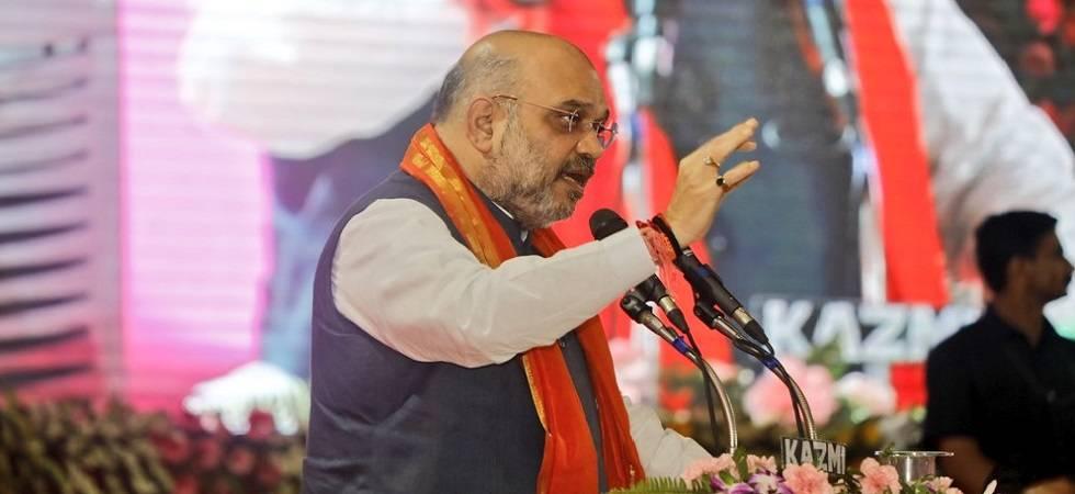 BJP president Amit Shah (Photo: Twitter)