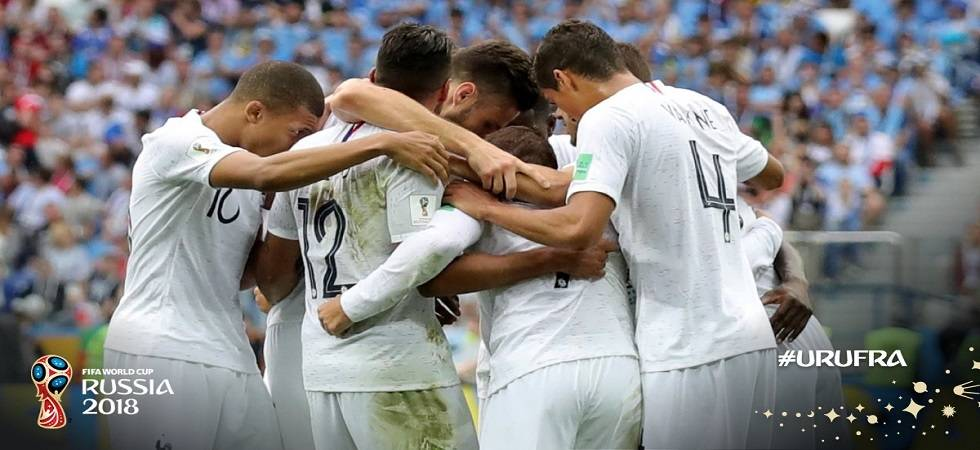 FIFA World Cup 2018 Live Score, Uruguay vs France at Nizhny Novgorod Stadium (Photo: Twitter)