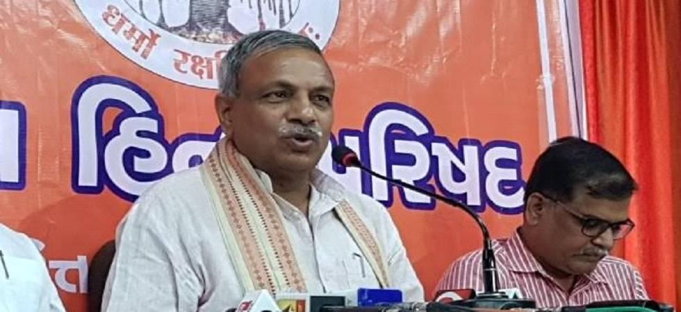 VHP joint general secretary Surendra Jain (Photo: Twitter)