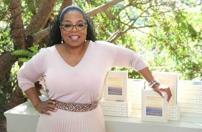 Impressed after I Googled myself for the first time, says Oprah Winfrey