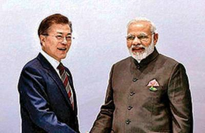 South Korean President Moon Jae-in in India today, here is his itinerary
