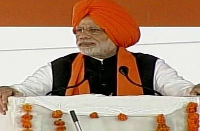 Farmers are 'annadata' and soul of our nation, says Narendra Modi