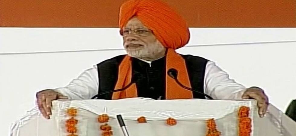 Farmers are 'annadata' and soul of our nation, says Narendra Modi (Photo: ANI)