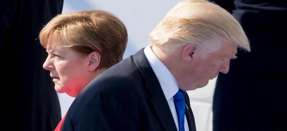 Trump's firework in Europe may burn US interest in world (Photo: PTI)