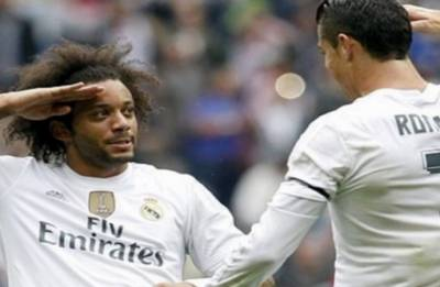 Marcelo pens emotional farewell post to Cristiano Ronaldo