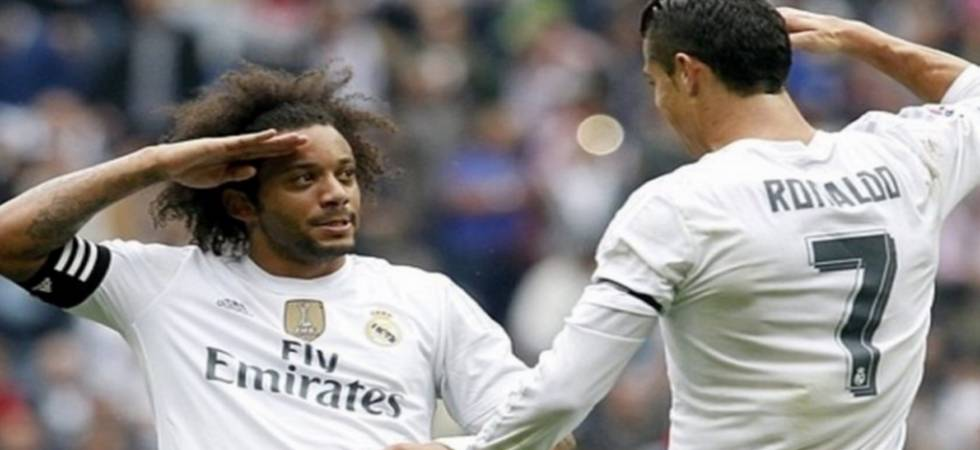 Marcelo pens down emotional farewell post to Cristiano Ronaldo (Photo: Twitter)