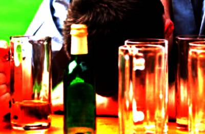 How heavy drinking affects vital organs of the body