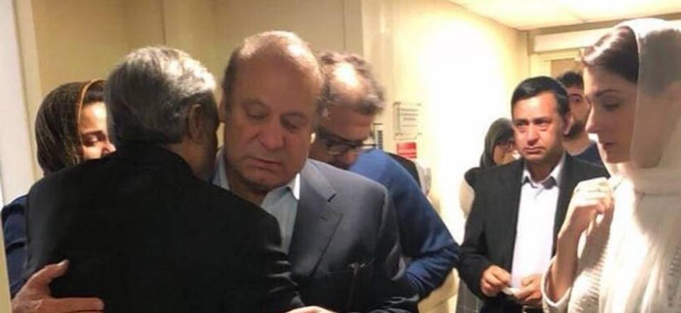 Nawaz Sharif plays 'Aunt Sally' ahead of arrest, says sacrificing himself for people of Pakistan