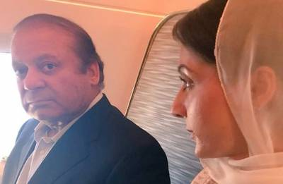 Nawaz Sharif, daughter to be arrested on arrival in Pakistan; media gagged, PML-N leaders detained