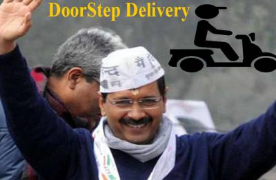 Good news Delhiites! Kejriwal government to provide doorstep delivery of public services from August