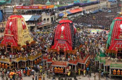 Jagannath temple sans deities wait for Odisha govt attention
