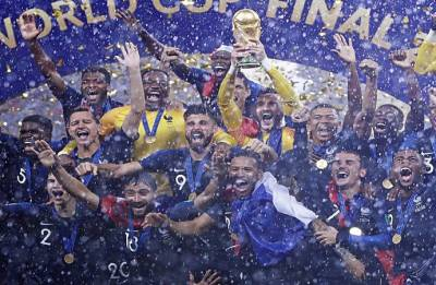 President Kovind, PM Modi congratulate France on World Cup win