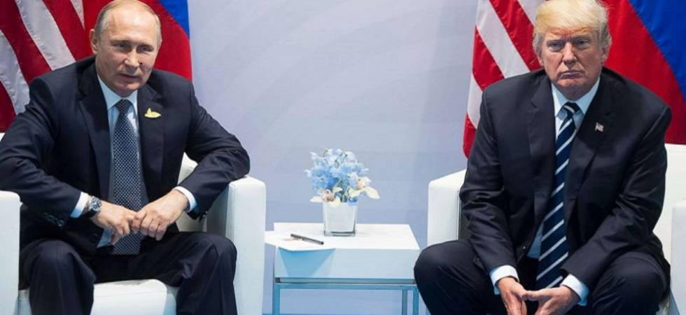 Trump, Putin go one-on-one; promise 'extraordinary relationship' (File Photo)