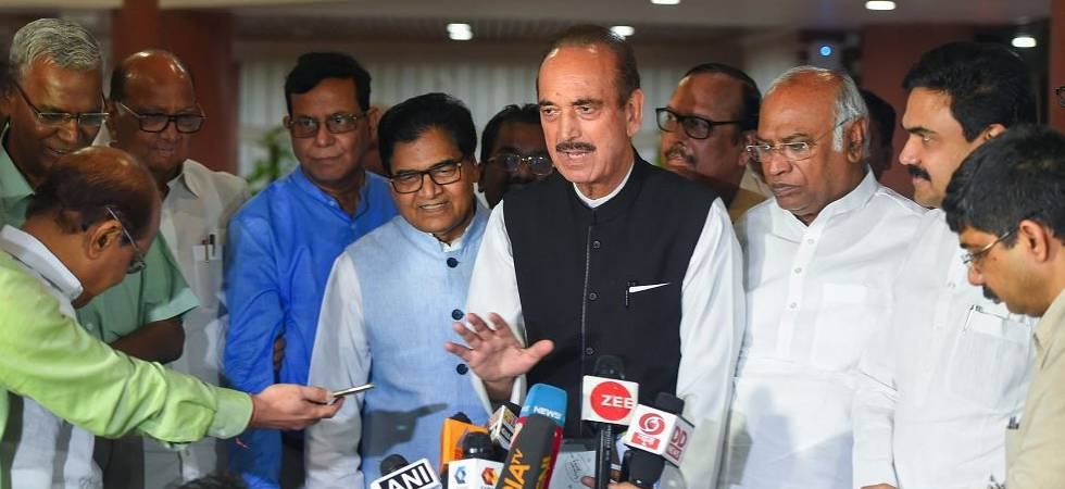 Oppositions to move with consensus for filling RS deputy chairman post (Photo Source: PTI)