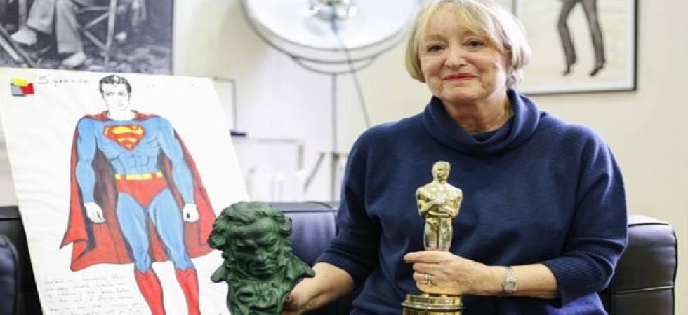 'Superman' costume designer Yvonne Blake dies at 78 (Photo: Twitter)
