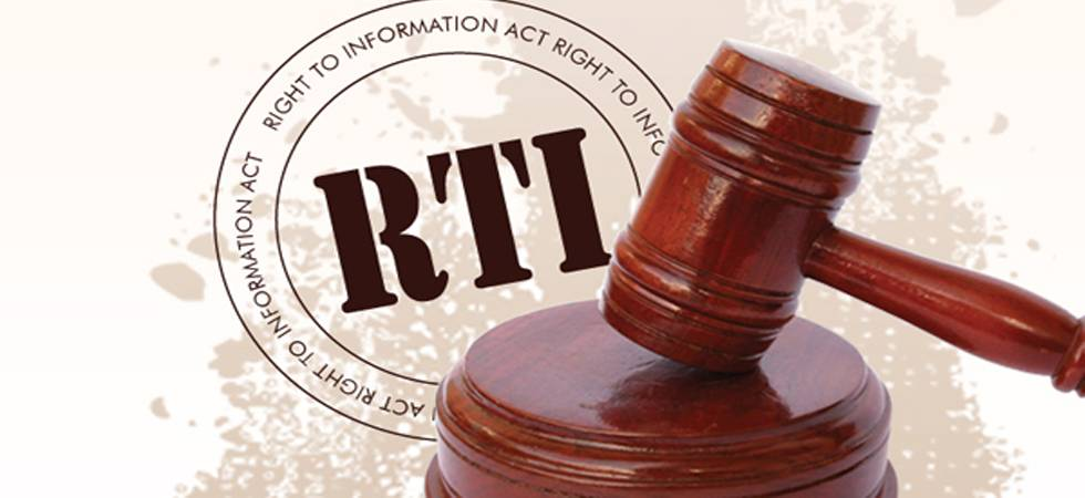 RTI Act to be amended to make rules on salaries, services of CIC, IC (Photo: Twitter)