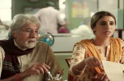 Amitabh Bachchan with daughter Shweta Nanda in THIS new ad is AWWWDORABLE
