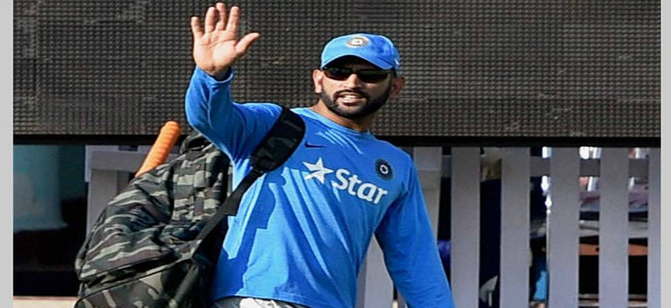 MS Dhoni to RETIRE after England series? (Photo: Twitter)