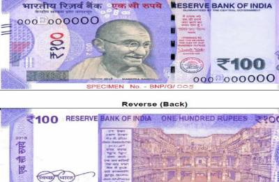 RBI to issue Rs 100 denomination banknotes in Mahatma Gandhi Series