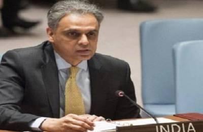 India pushing ahead on Sustainable Development Goals: Akbaruddin