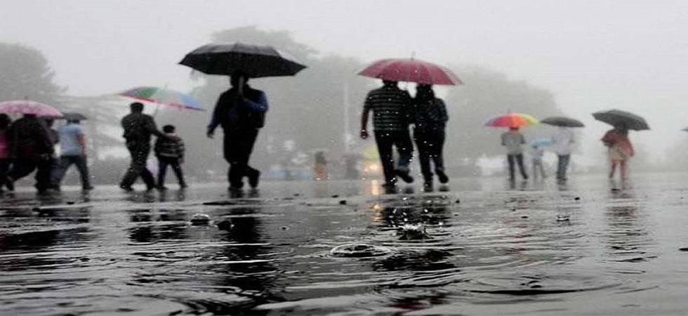 Rain lashes parts of Himachal; Una hottest (Photo - PTI)