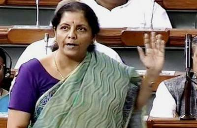 Nirmala Sitharaman attacks Rahul Gandhi over Rafale deal