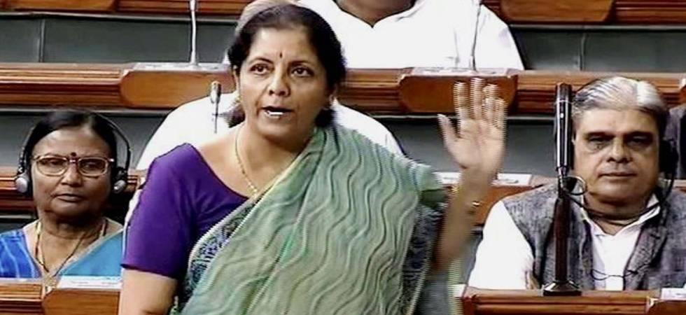 Nirmala Sitharaman attacks Rahul Gandhi over Rafale deal (Photo: PTI)