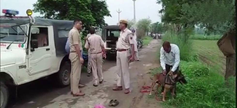 Rajasthan: Man beaten to death by mob on suspicion of cow smuggling (Photo: ANI Twitter)