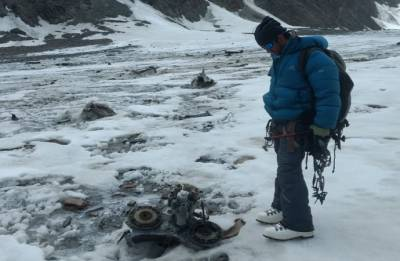 50 years after AN-12 aircraft crash, cleanliness drive crew discovers soldier's body in Lahaul Valley