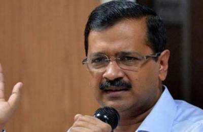 Those creating hurdles in building schools are traitors, says Kejriwal