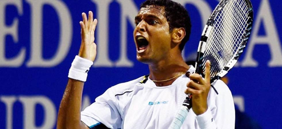 Ramkumar Ramanathan eyes maiden ATP World Tour title (Photo: Twitter)