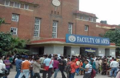BA programme most sought-after course in Delhi University