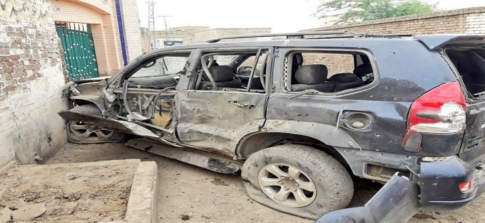 PTI candidate injured in suicide blast in northwest Pakistan; 2 killed (Photo- Twitter)