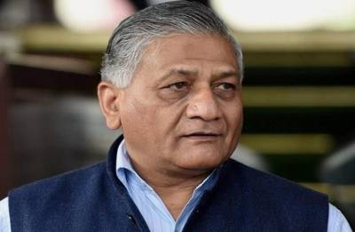 Northeast states active stakeholders in 'Act East' policy: V K Singh