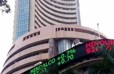 Sensex opens 100 pts higher after GST Council cuts rates