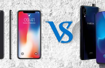 iPhone X Notch vs Vivo NEX Full view display: Which is better?