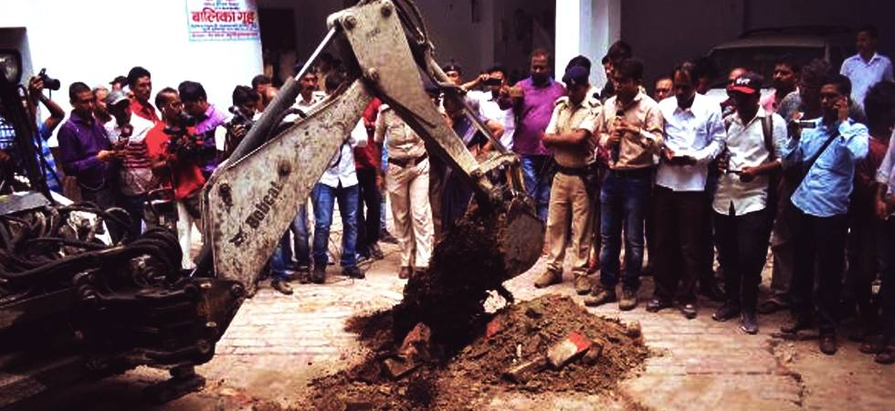 Bihar shelter home rape: Cops wrap up excavation for inmate's body, found nothing