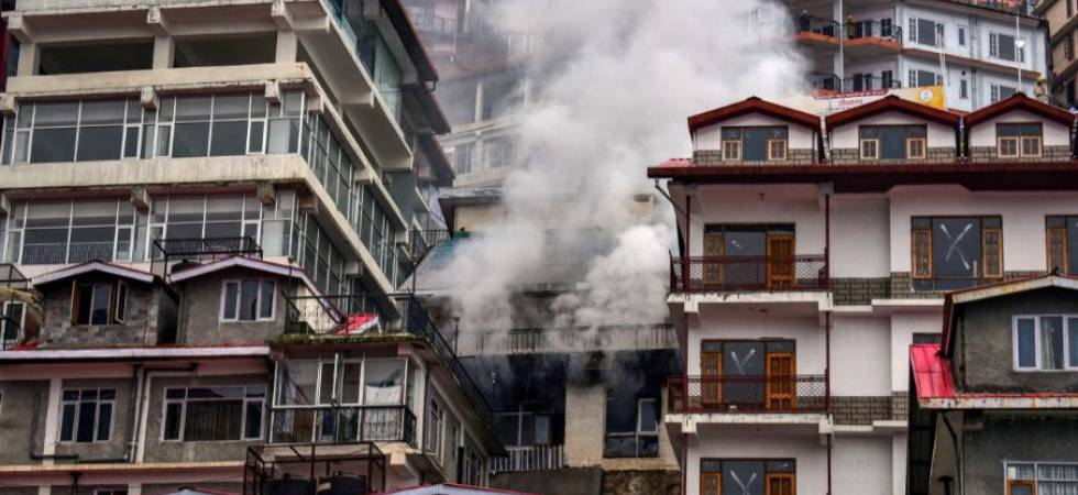 Five killed after fire breaks out at residential complex in Mandi (PTI/Representative Image)