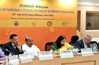 States must act, India cannot afford to have generations of stunted children: Maneka