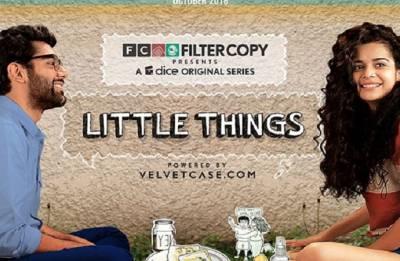 Netflix buys Mithila Palkar, Dhruv Sehgal's 'Little Things', orders season two