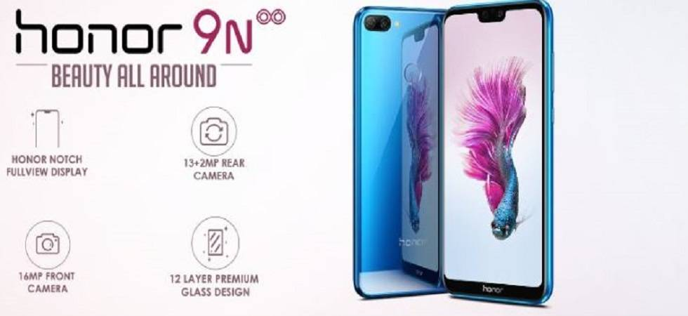 Honor Launches Honor 9N at 'affordable price' (Photo: Twitter)