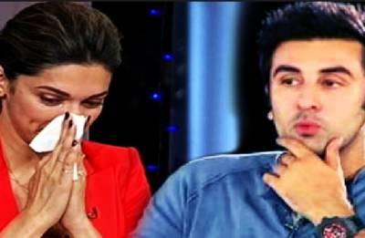 When Deepika Padukone caught Ranbir Kapoor 'red-handed'
