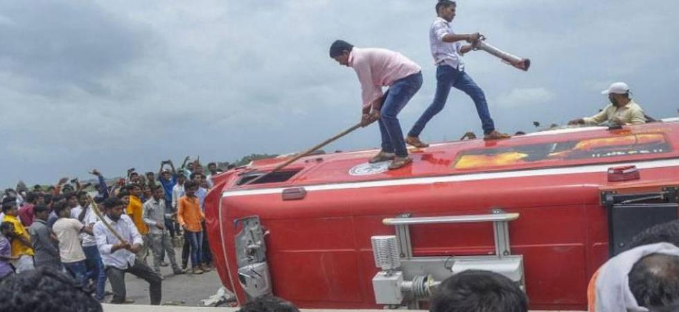 Maratha reservation: 10 reasons Maratha Kranti Morcha stir turned violent (PTI Photo)