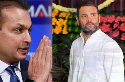 Anil Ambani writes to Rahul Gandhi, says Centre had no role in Rafale deal