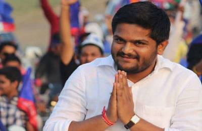 BJP's 'Hitlershahi' can't stop my fight: Hardik Patel