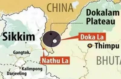 India denies reports of China resuming its activities in Doklam